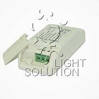 Блок питания Light Solution 6W 12V DC 0,5A IP-20 (6PL), фото 1